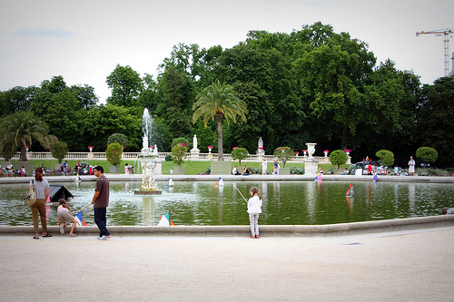 Weekendje naar parijs met de kids handig overzicht for Buvette des marionnettes du jardin du luxembourg