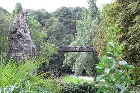 Parc de Buttes Chaumont Parijs