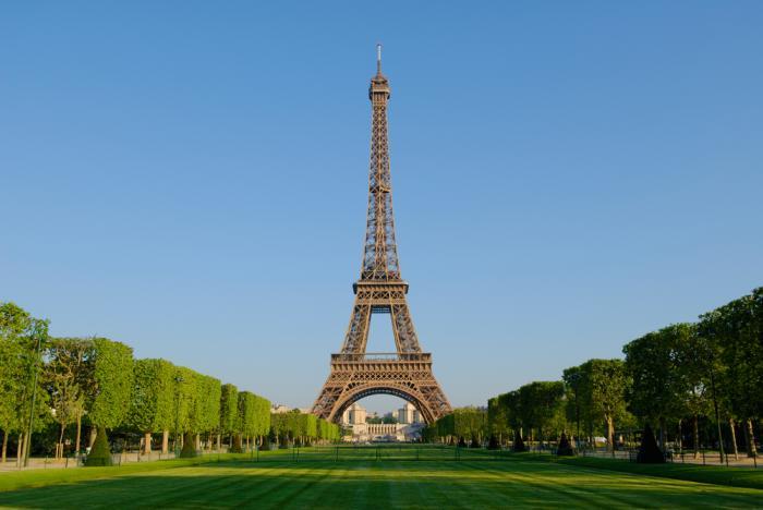 Eiffel toren Parijs
