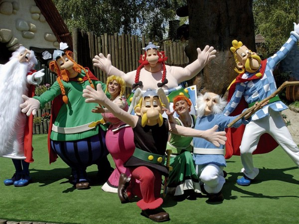 Pretpark Asterix