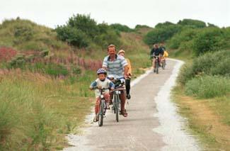 fietsen ameland